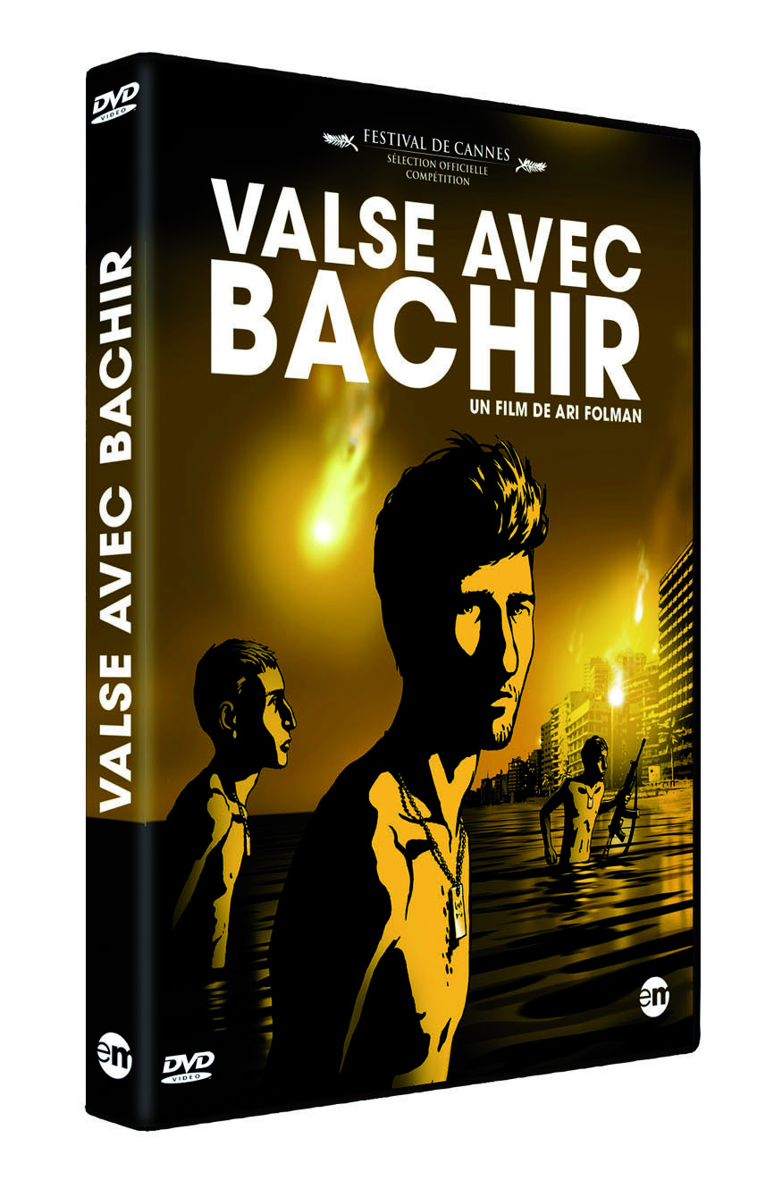 VALSE AVEC BACHIR - DVD SIMPLE