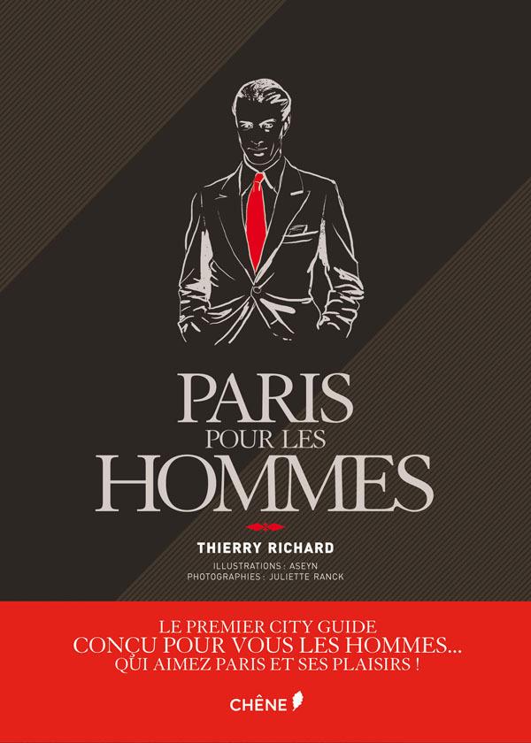 PARIS POUR LES HOMMES