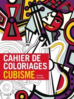 CAHIER DE COLORIAGES CUBISME