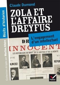 RECITS D'HISTORIEN - ZOLA ET L'AFFAIRE DREYFUS