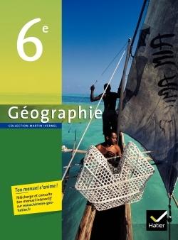 GEOGRAPHIE 6EME, LIVRE DE L'ELEVE ED. 2009 (NON VENDU SEUL)