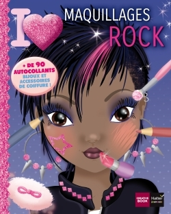 I LOVE MAQUILLAGES ROCK