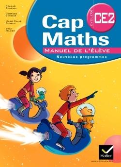 CAP MATHS CE2, LIVRE DE L'ELEVE ED. 2011 (NON VENDU SEUL) COMPOSE LE 9345026