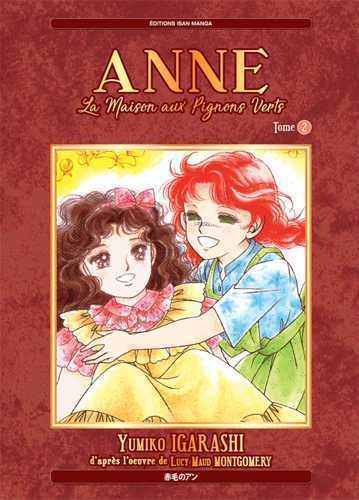 ANNE ET LA MAISON AUX PIGNONS VERTS T02