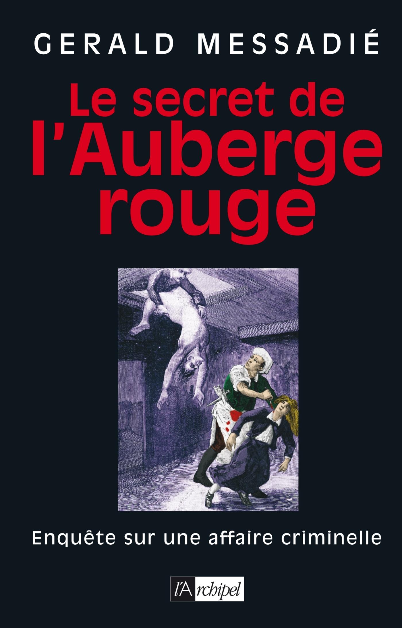 LE SECRET DE L'AUBERGE ROUGE
