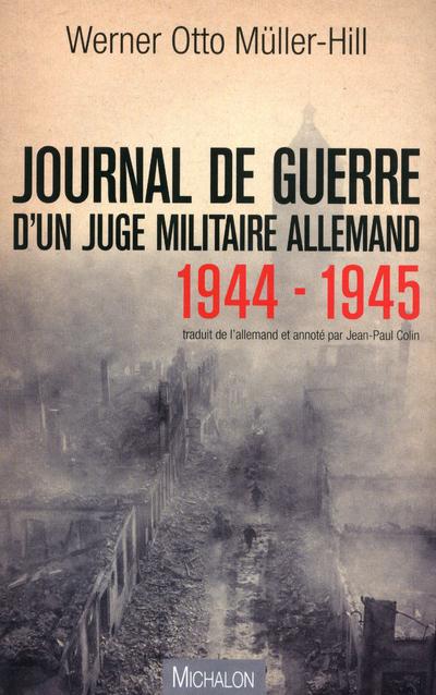 JOURNAL DE GUERRE D'UN JUGE