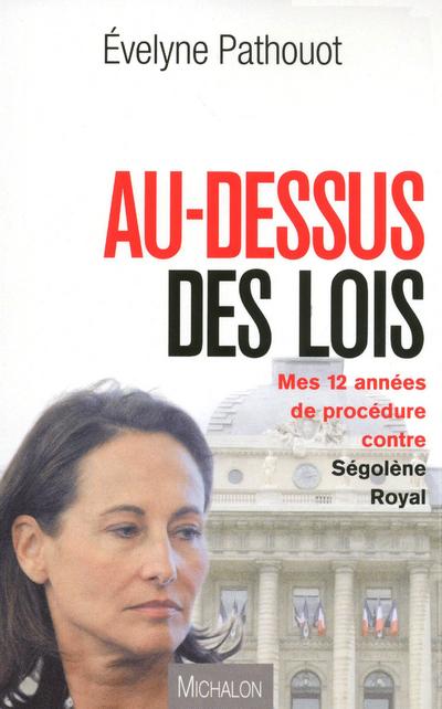 AU-DESSUS DES LOIS