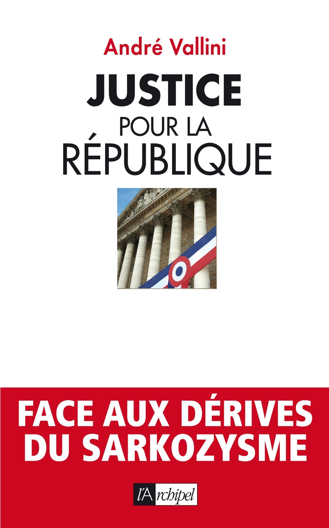 JUSTICE POUR LA REPUBLIQUE