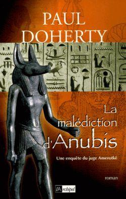 LA MALEDICTION D'ANUBIS