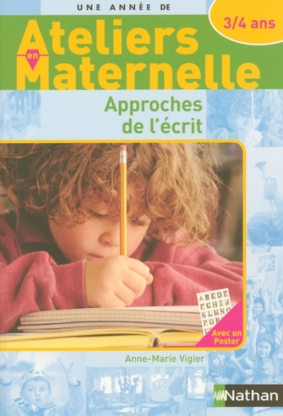 ATELIERS EN MATERNELLE 3/4ANS