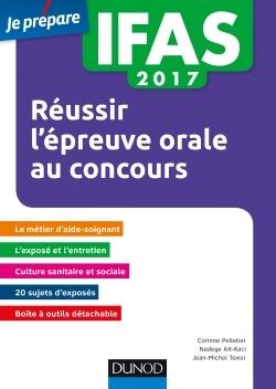 IFAS 2017 REUSSIR L'EPREUVE ORALE AU CONCOURS