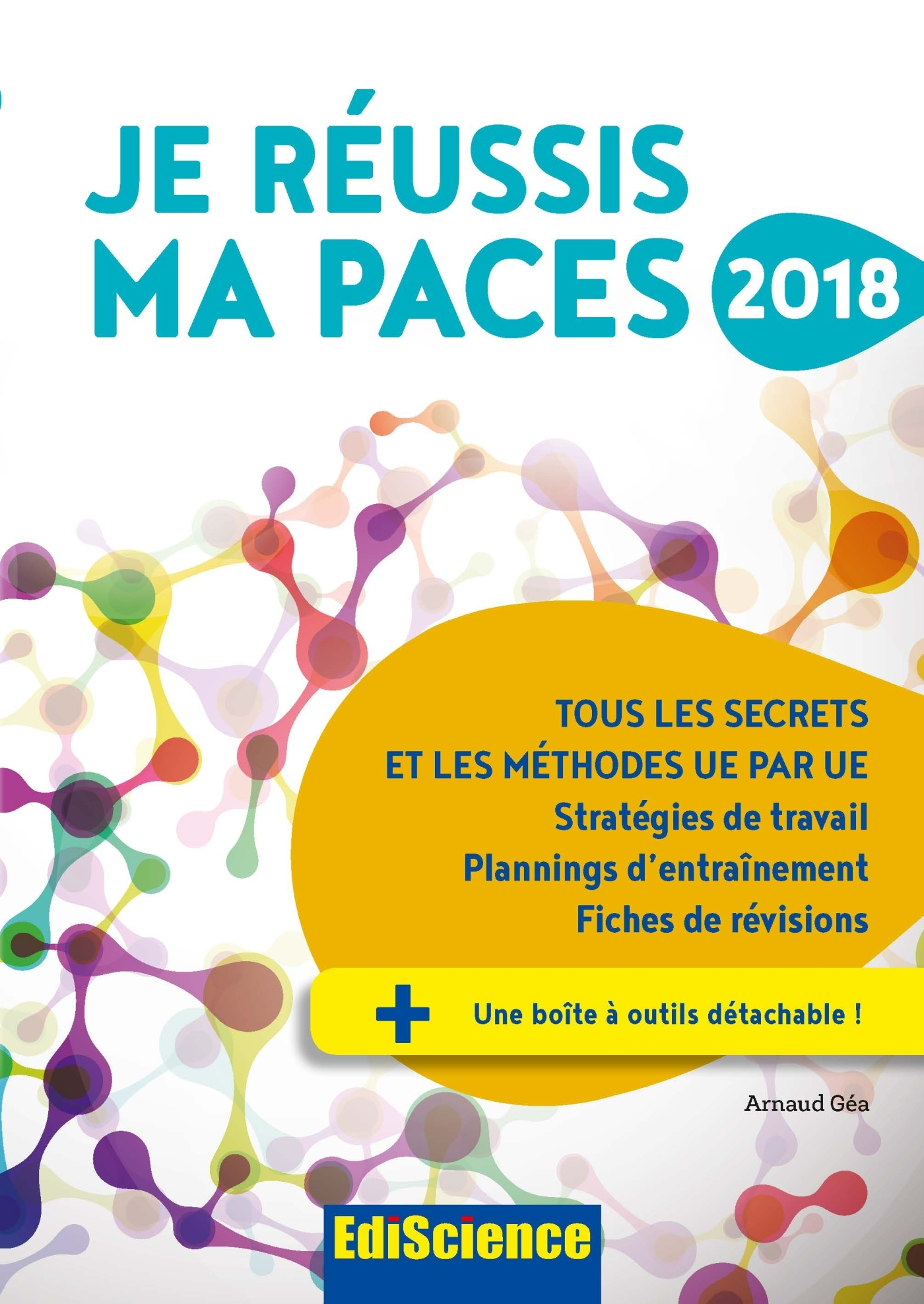 JE REUSSIS MA PACES - EDITION 2018