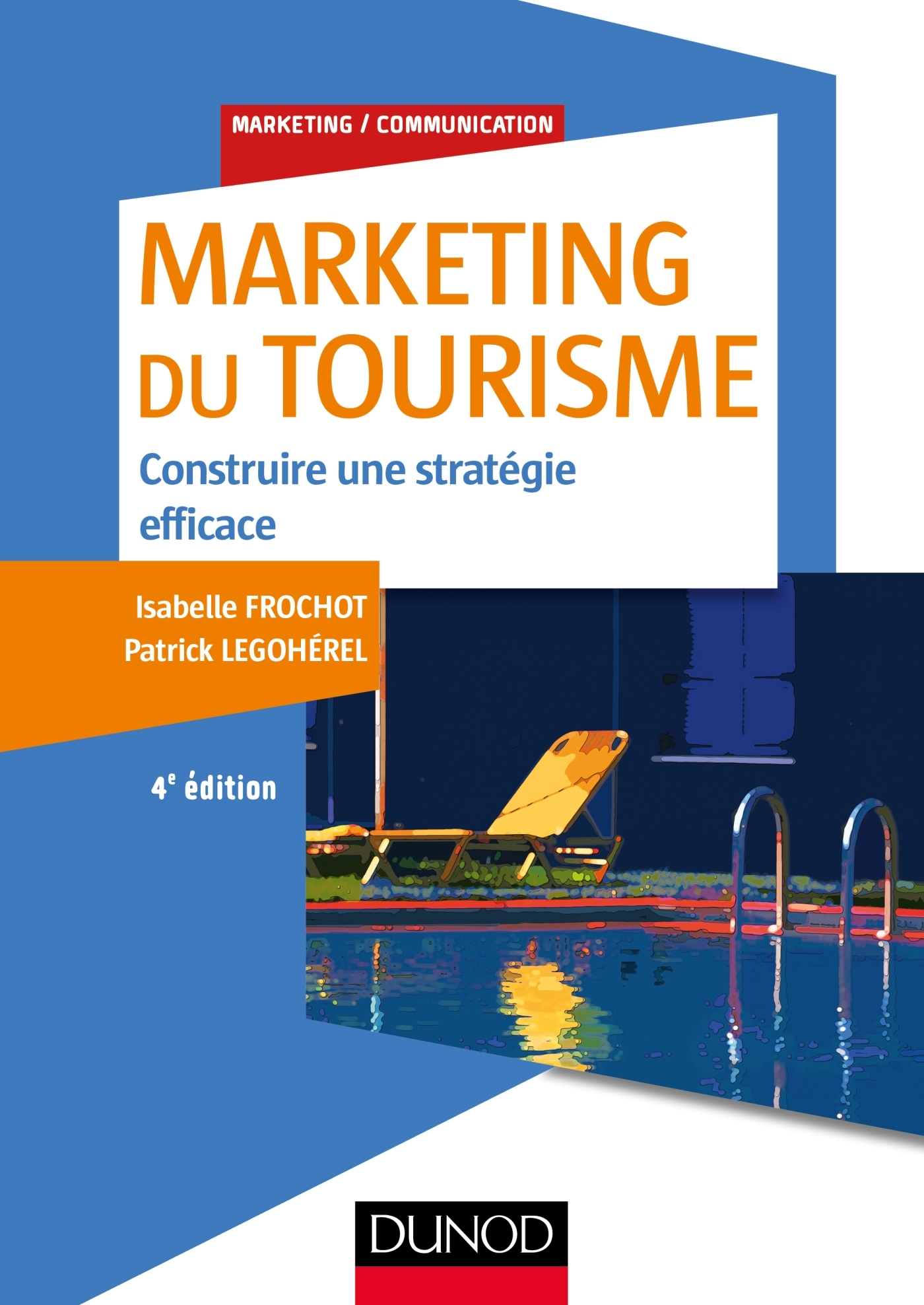MARKETING DU TOURISME - 4E ED.