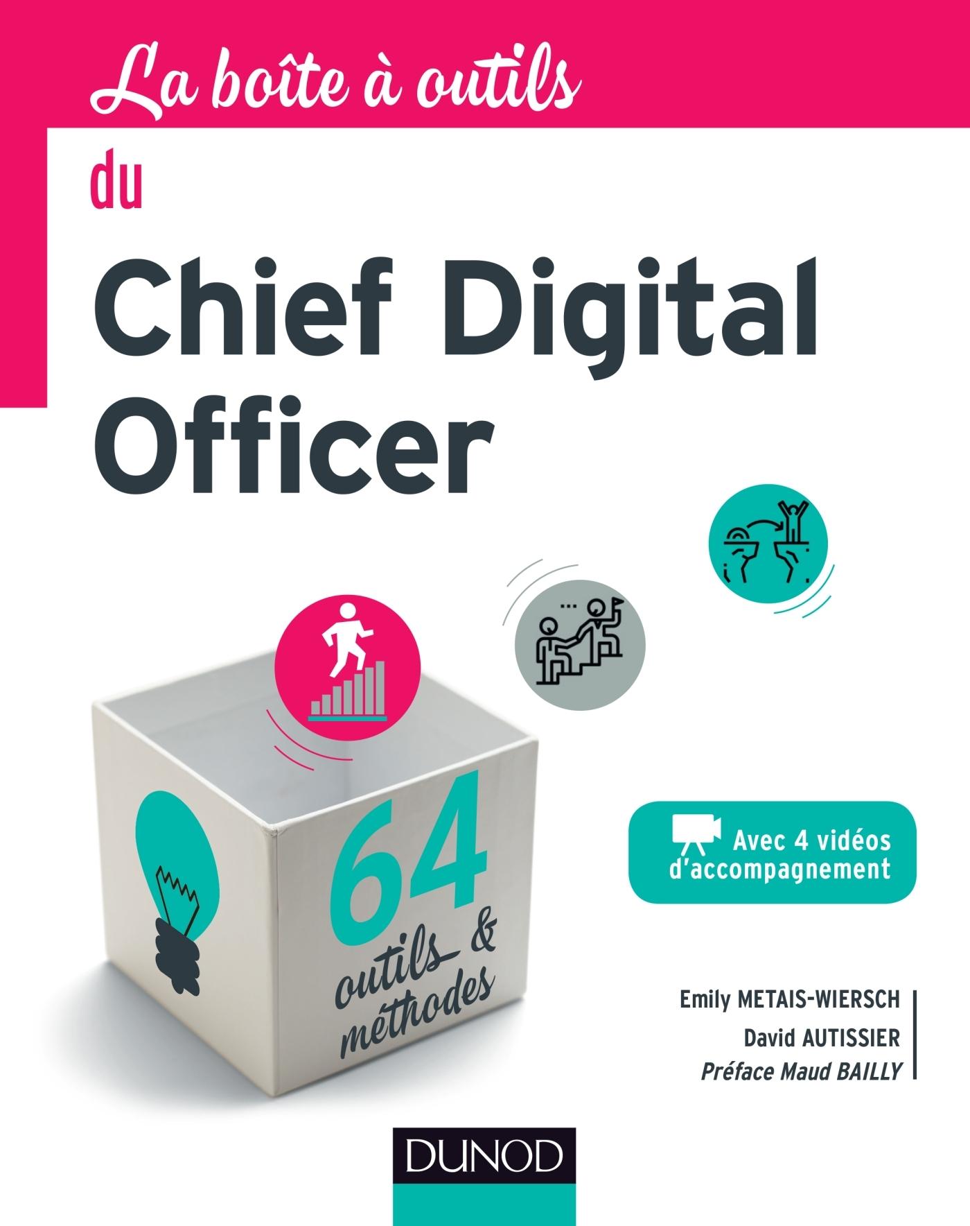 LA BOITE A OUTILS DU CHIEF DIGITAL OFFICER
