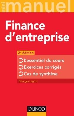 FINANCE D'ENTREPRISE - 2E EDITION