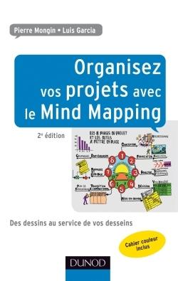 ORGANISEZ VOS PROJETS AVEC LE MIND MAPPING - 2E ED. - DES DESSINS AU SERVICE DE VOS DESSEINS