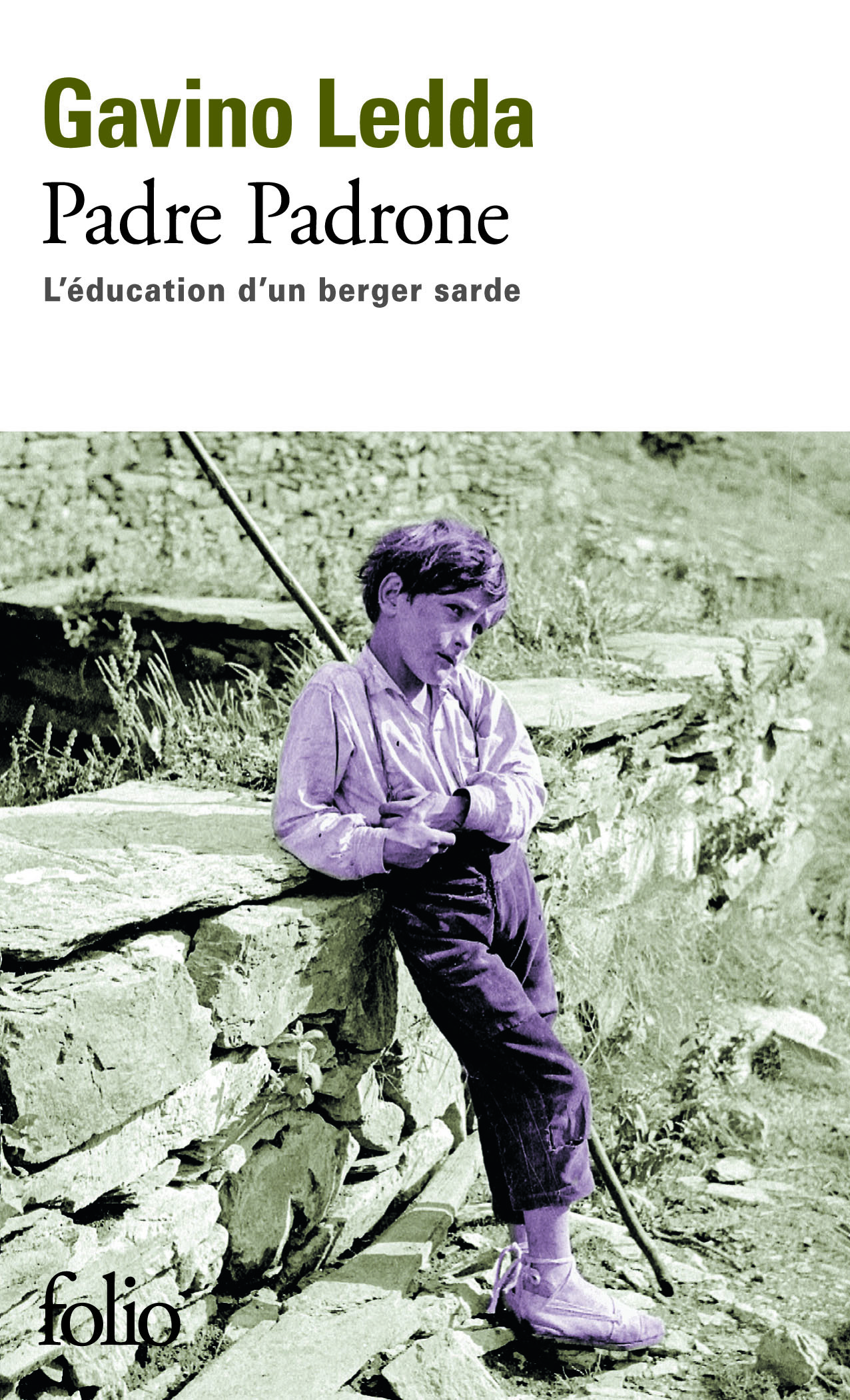 PADRE PADRONE L'EDUCATION D'UN BERGER SARDE