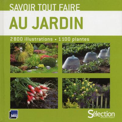 SAVOIR TOUT-FAIRE AU JARDIN