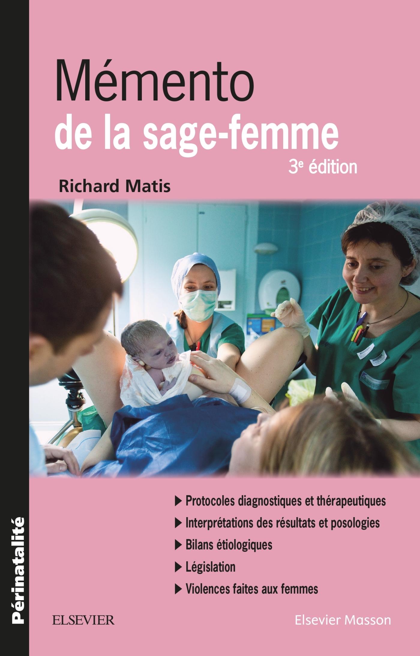 MEMENTO DE LA SAGE-FEMME