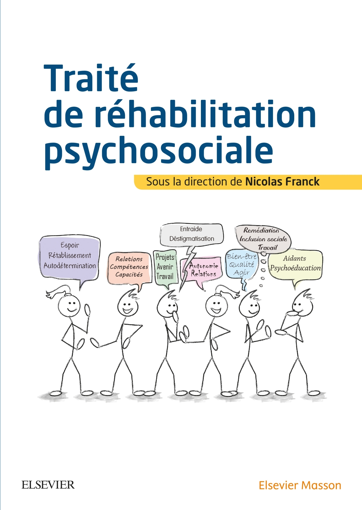 TRAITE DE REHABILITATION PSYCHOSOCIALE