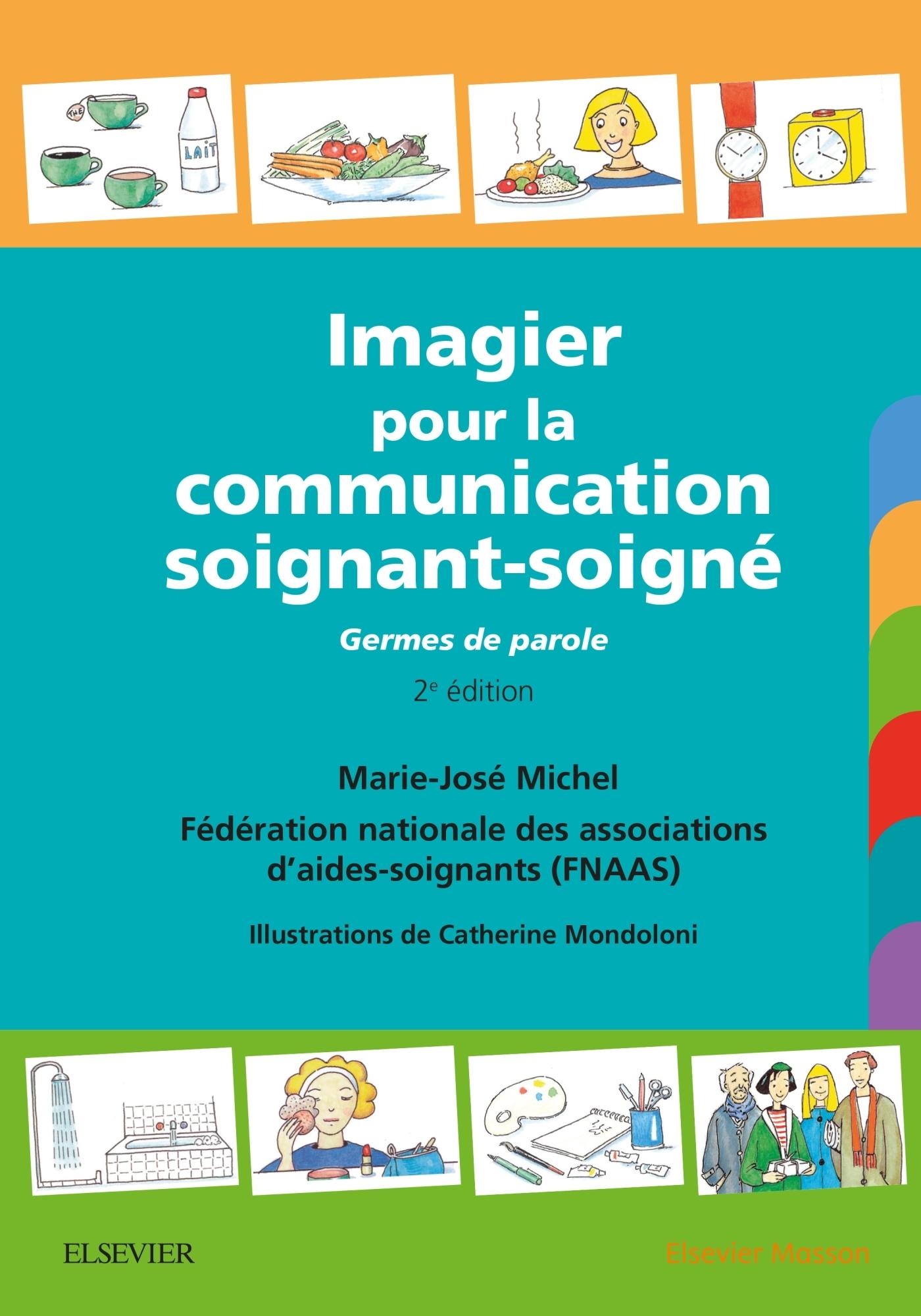 IMAGIER POUR LA COMMUNICATION SOIGNANT-SOIGNE
