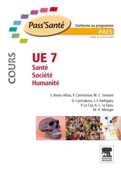UE 7 - SANTE - SOCIETE - HUMANITE COURS