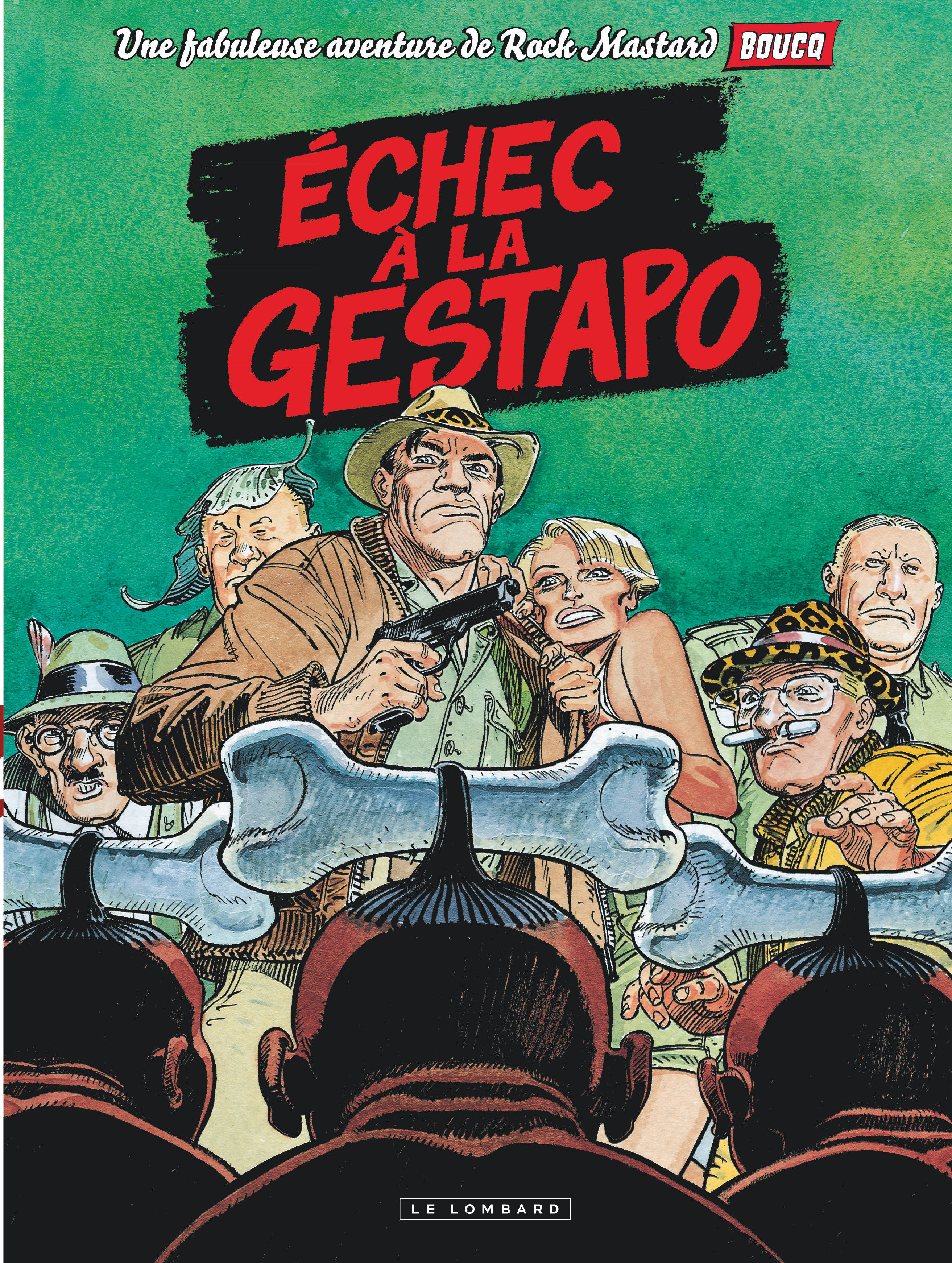 ECHEC A LA GESTAPO