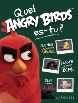 QUEL ANGRY BIRDS ES-TU ?