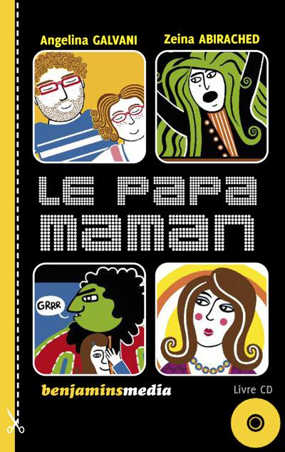 LE PAPA-MAMAN (+ CD)