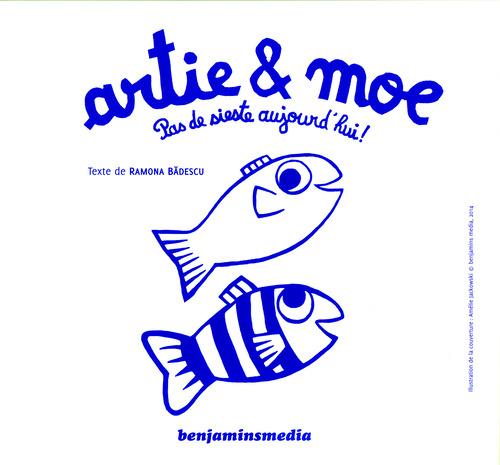 ARTIE ET MOE (+CD +BRAILLE ET GROS CARACTERES)