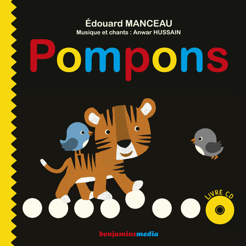 POMPONS (+CD)