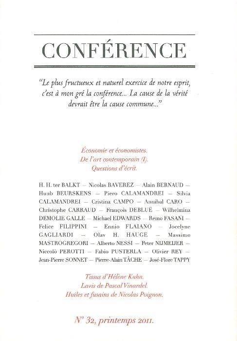 CONFERENCE N32
