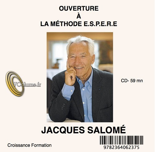CD OUVERTURE A LA METHODE E.S.P.E.R.E