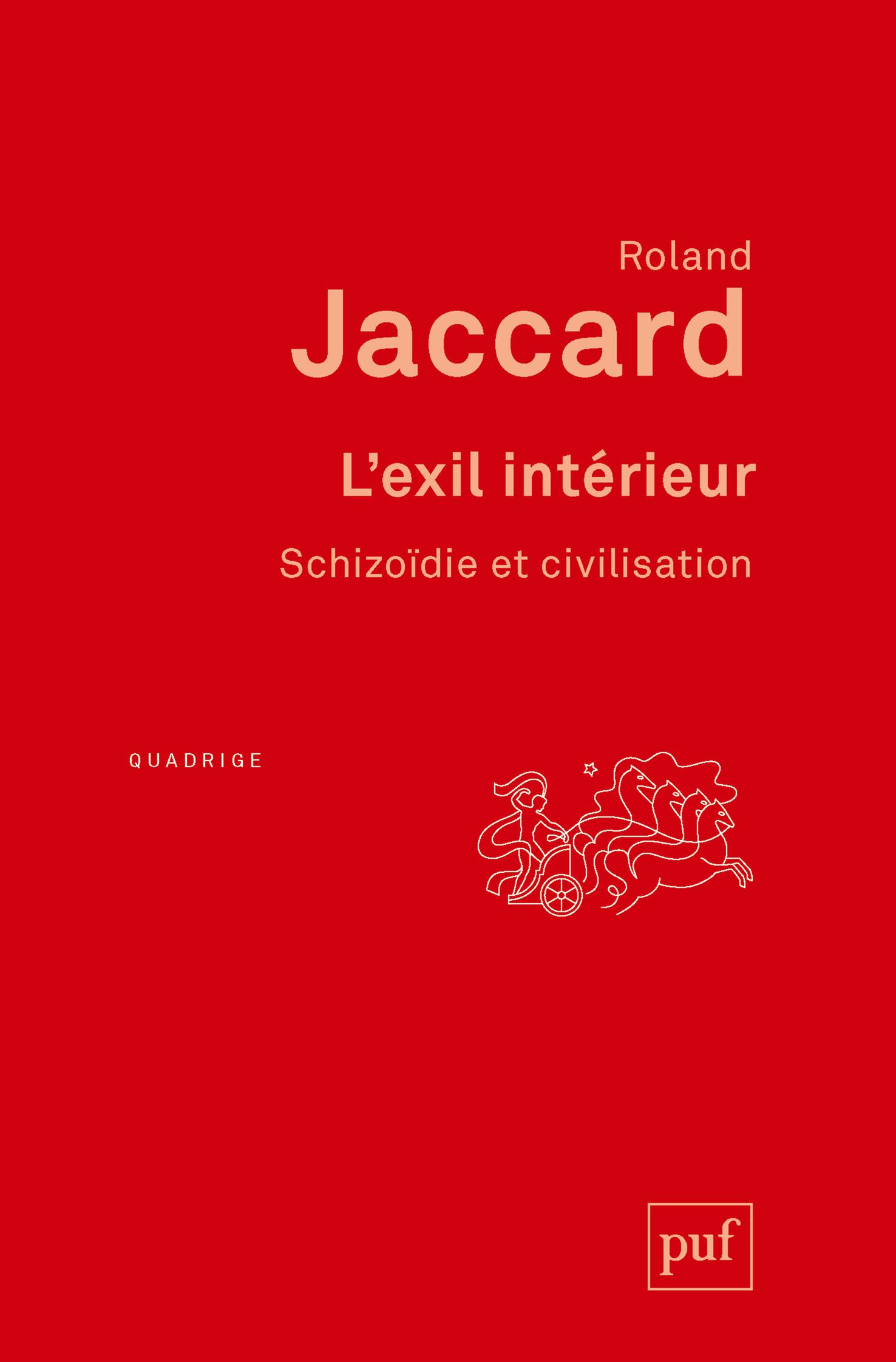 L'EXIL INTERIEUR - SCHIZOIDIE ET CIVILISATION