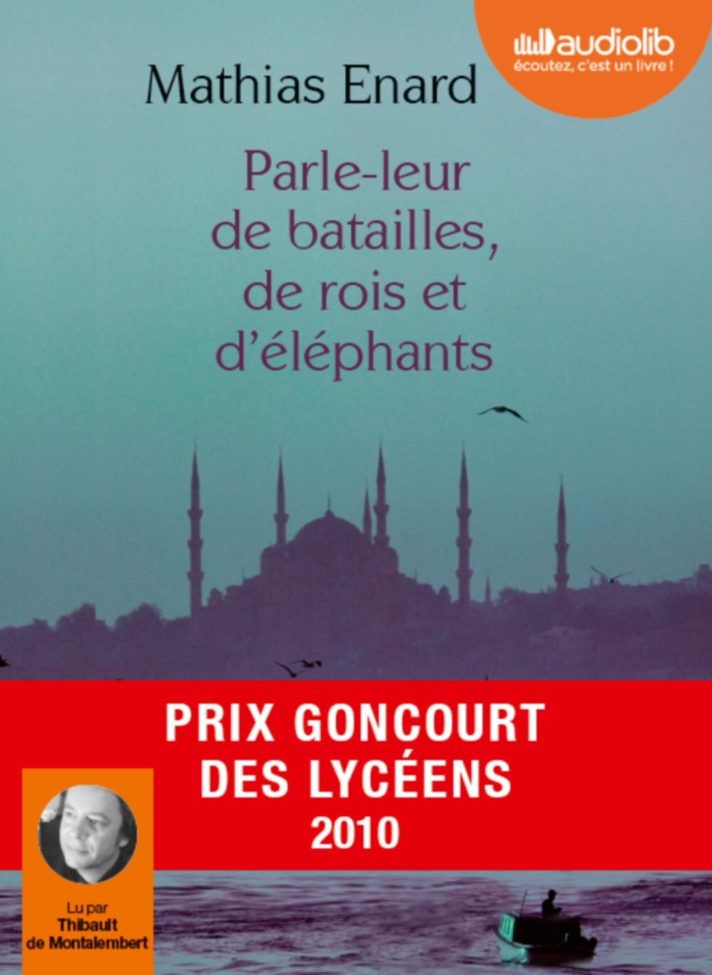 PARLE-LEUR DE BATAILLES DE ROIS ET D'ELEPHANTS