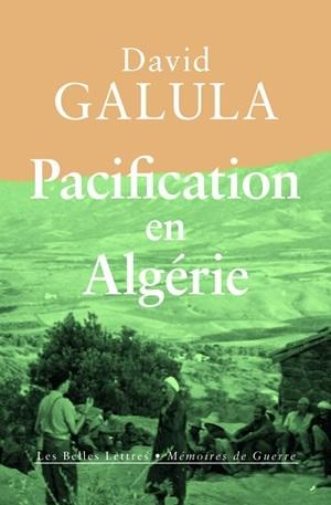 PACIFICATION EN ALGERIE