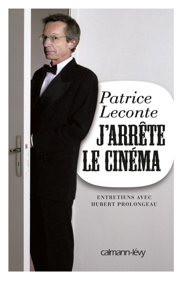J'ARRETE LE CINEMA