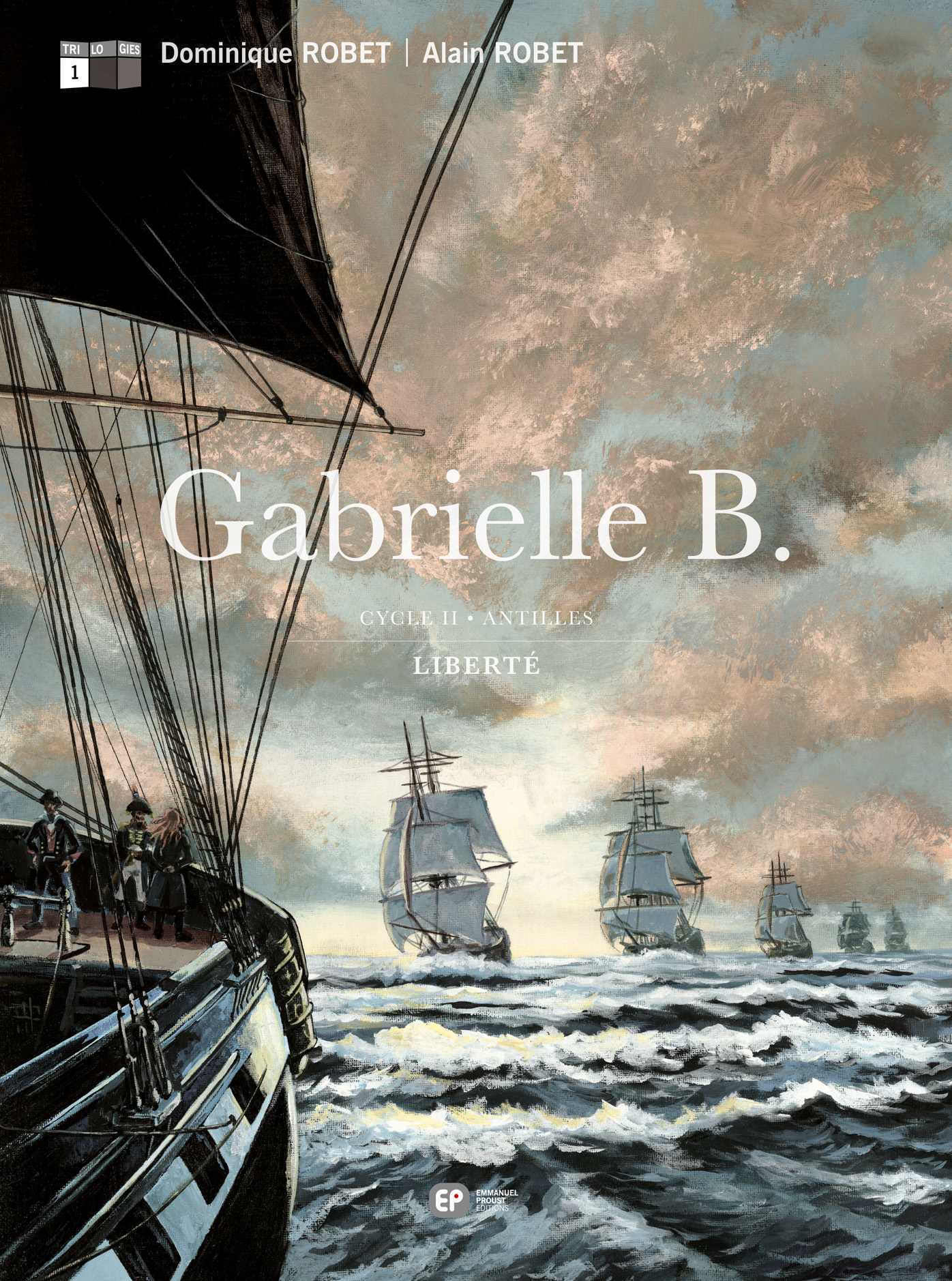 GABRIELLE B CYCLE II T1