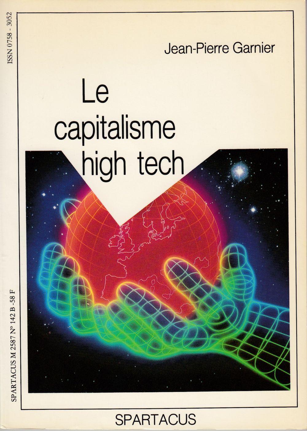 LE CAPITALISME HIGH TECH