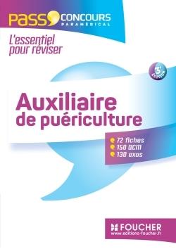 PASS'CONCOURS - AUXILIAIRE DE PUERICULTURE 3E EDITION