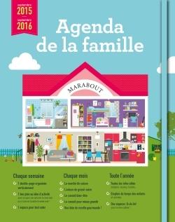 AGENDA DE LA FAMILLE 2015/2016 - DE SEPTEMBRE 2015 A SEPTEMBRE 2016