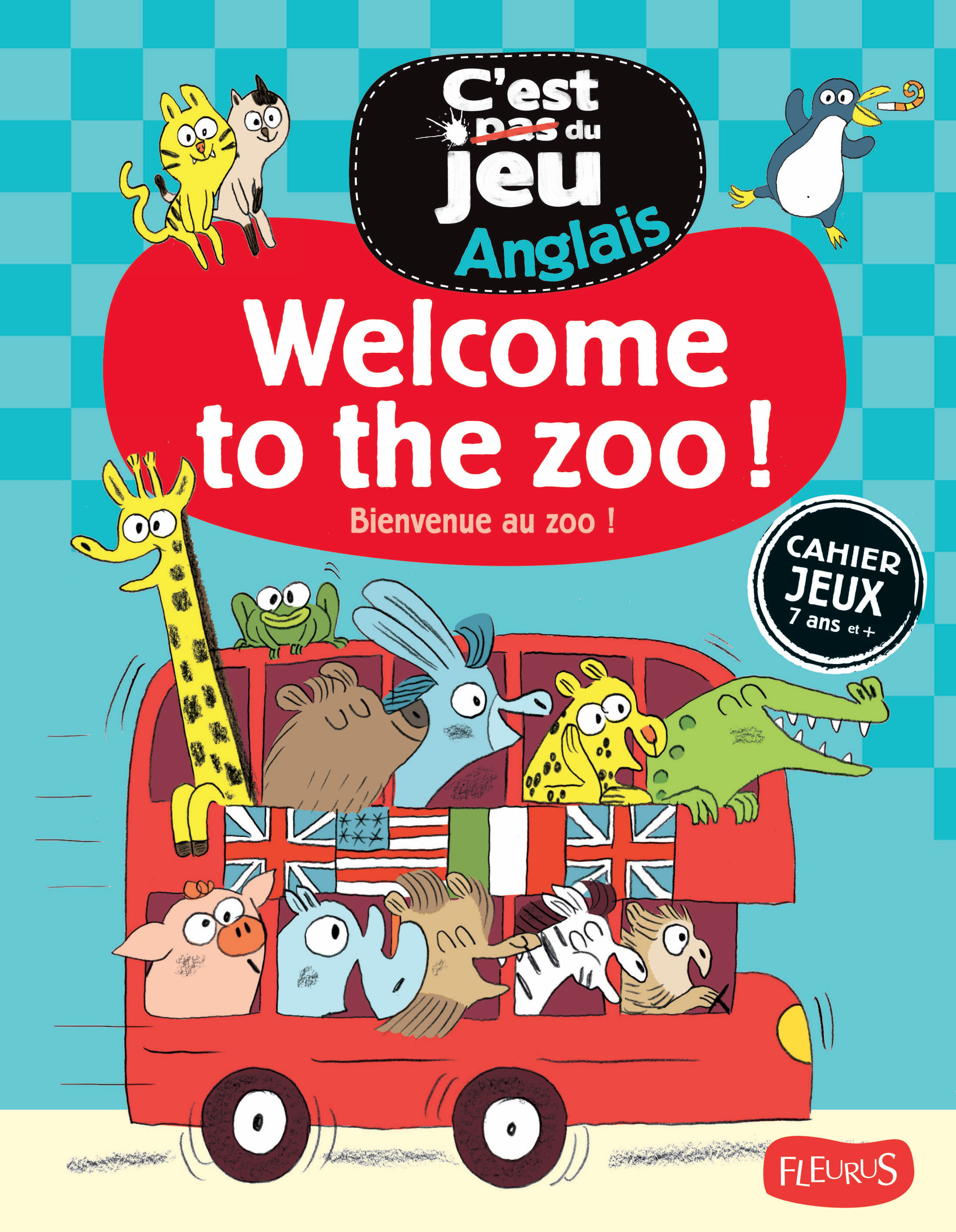WELCOME TO THE ZOO ! (BIENVENUE AU ZOO)