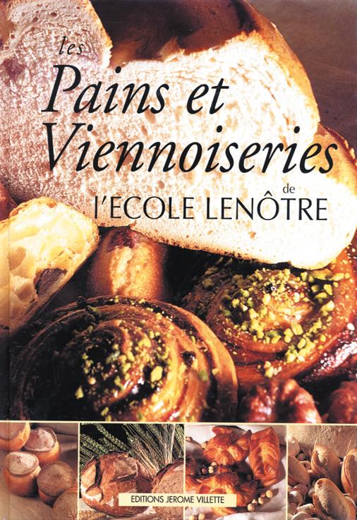 PAINS ET VIENNOISERIES DE L'ECOLE LENOTRE (LES)