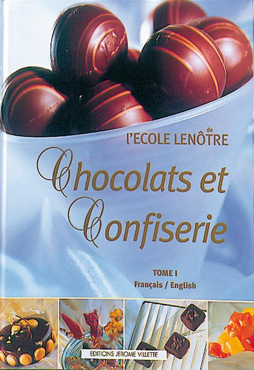 CHOCOLATS ET CONFISERIE DE L'ECOLE LENOTRE T1 FR ANG