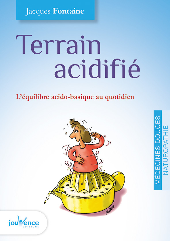 TERRAIN ACIDIFIE