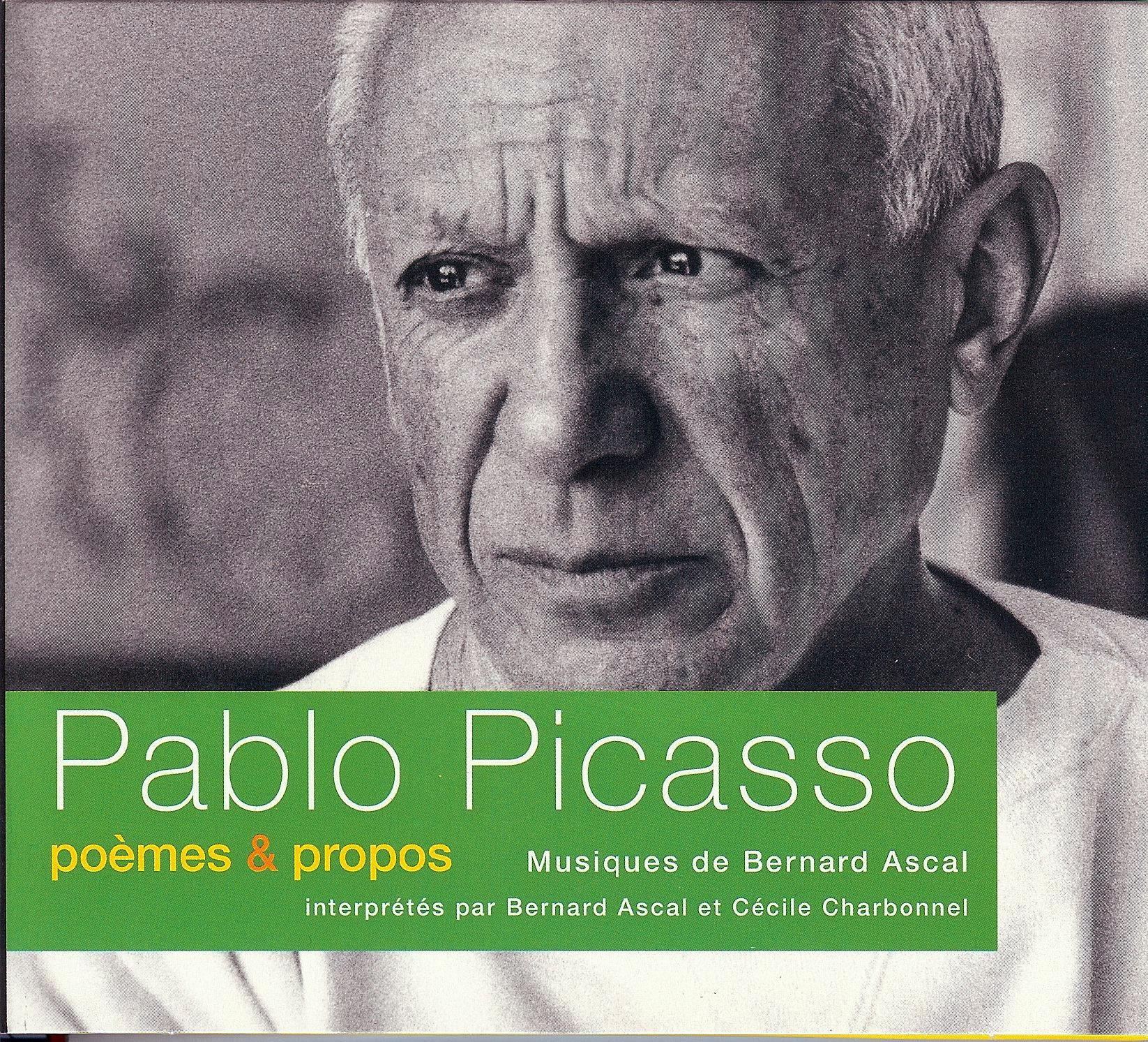 PABLO PICASSO - POEMES & PROPOS