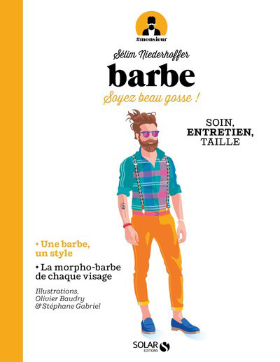 BARBE #MONSIEUR