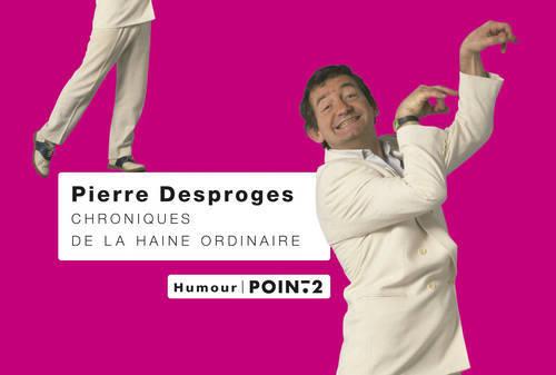 CHRONIQUES DE LA HAINE ORDINAIRE