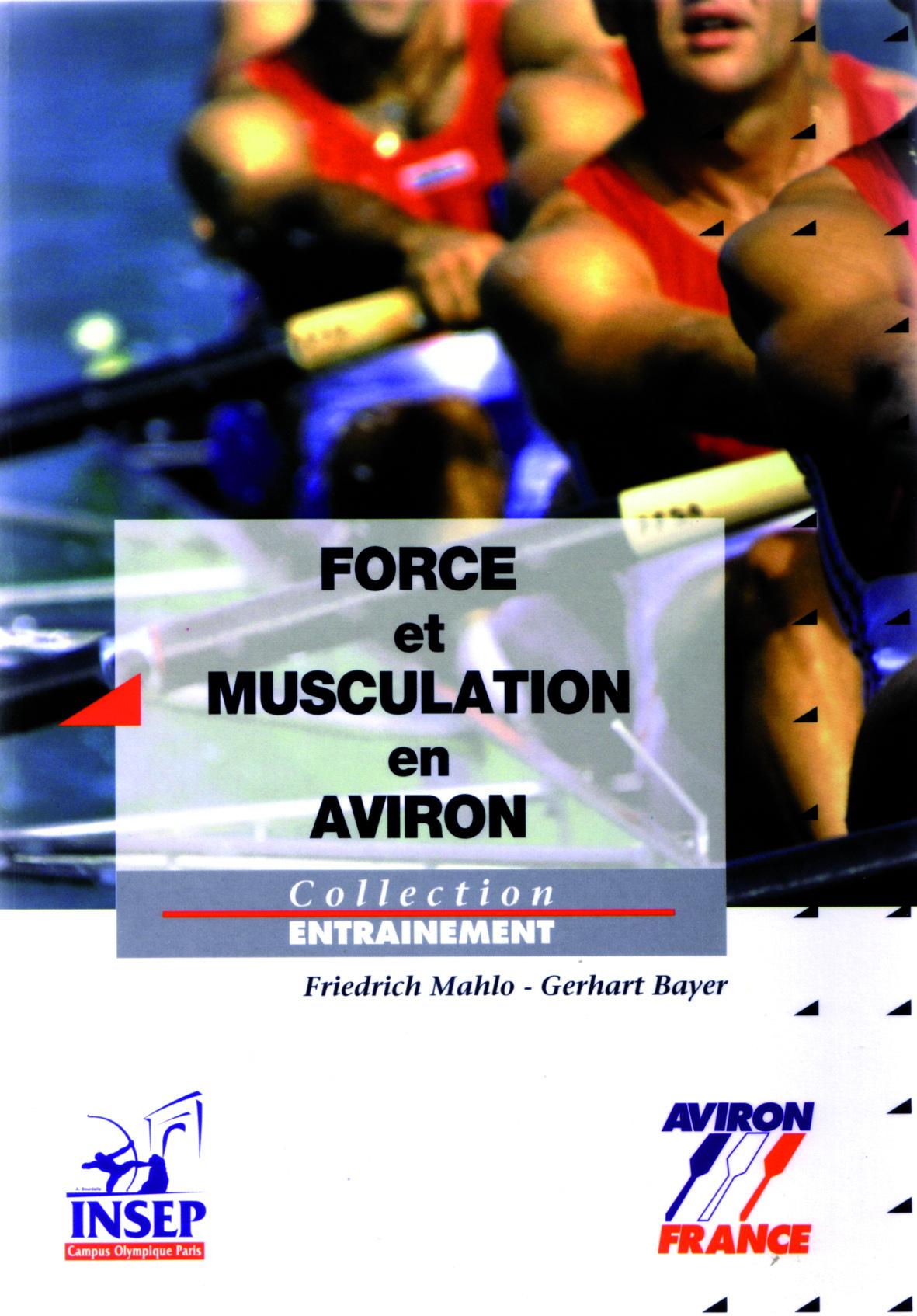 FORCE ET MUSCULATION EN AVIRON.