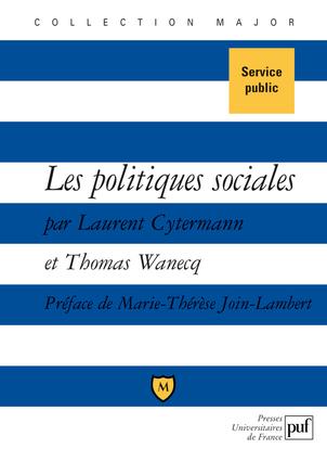 IAD - LES POLITIQUES SOCIALES - DROIT DU TRAVAIL ET POLITIQUES DE L'EMPLOI ET DE LA COHESION SOCIALE